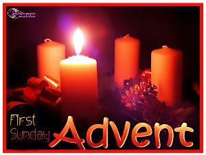 1st Sunday of Advent