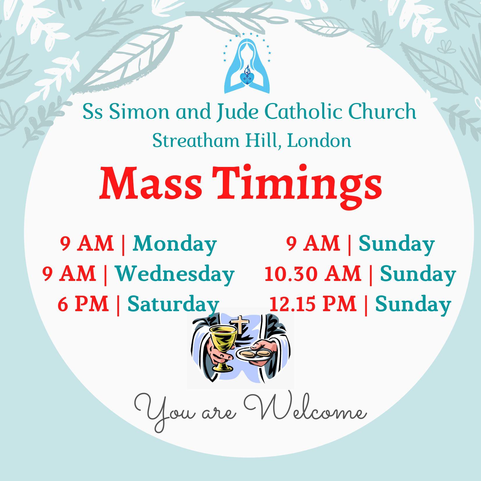 mass timing