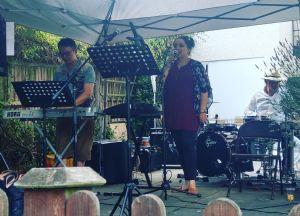 BBQ Gail on Vocals 8July2018