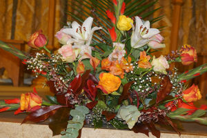 Altar Flowers