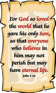 Lent Scripture