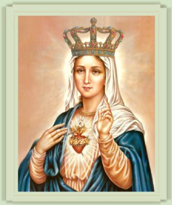 Ou Blessed Lady , Mary