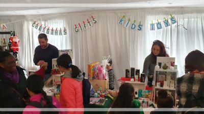 Stall at Christmas  Bazaar1st Dec 2019