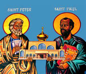 St. Peter - St. Paul
