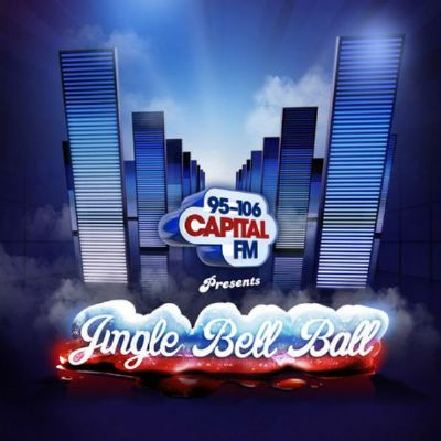Capital FM O2 jingle bell ball poster