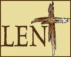 Lent Ash Wednesday