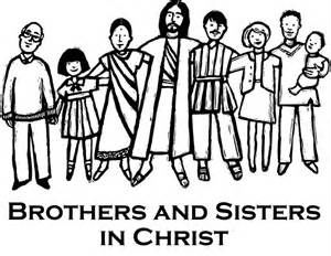 Brothers and Sister in Christ