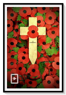 Rememberance Month link to web page with details of WW1 soldiers deceased