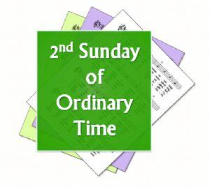 2nd Sunday Ordinary Time