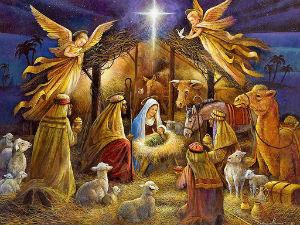 Christmas mass 2018