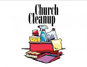ChurchCleanUp