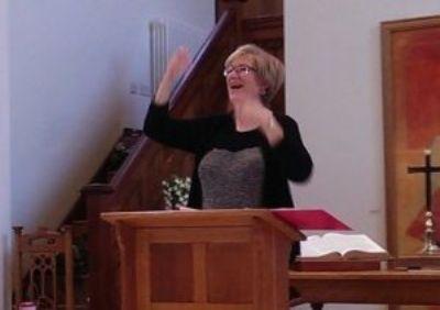 Alison Adams Teaching-songs-Ellesmere-Port-