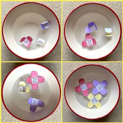 Floating prayers bowl