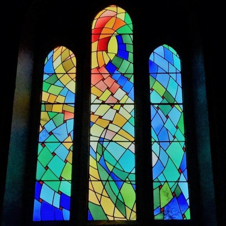 All Saints  Window
