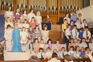Sunday School Anniversary
