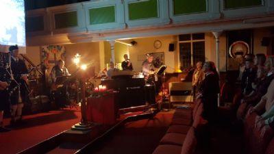 Charnwood Road Band