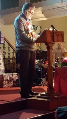 Rev Nigel Riley