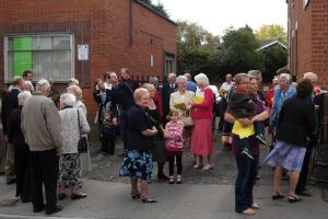 Congregation Gathering