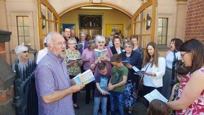 Praise at Charnwood Road