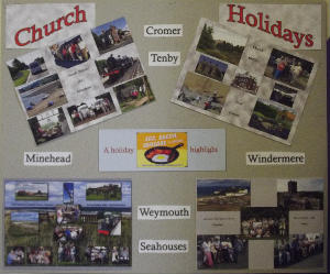 Church Holidays