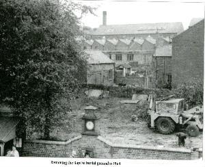 Digging up theraveyard