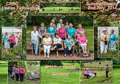 Whatton House Collage