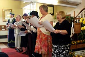 Ladies Fellowship choir