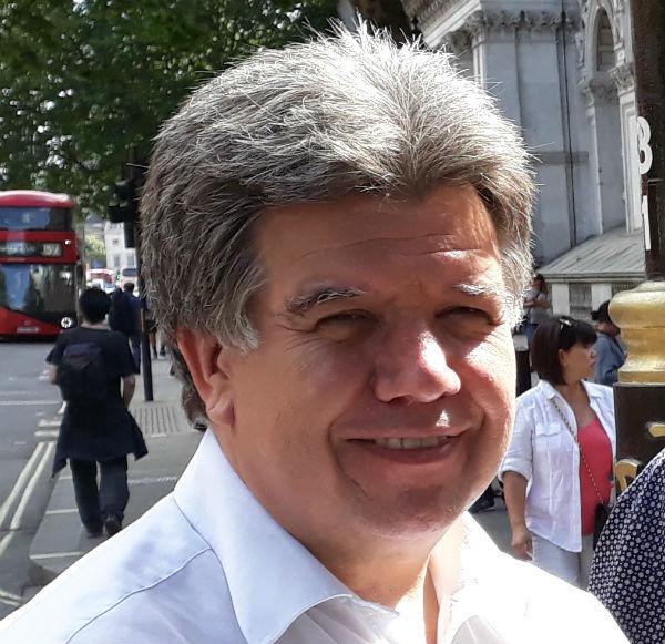 Rev David Innes