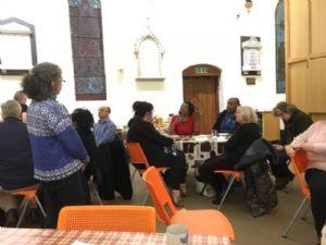 Cafe Church 27.1.19
