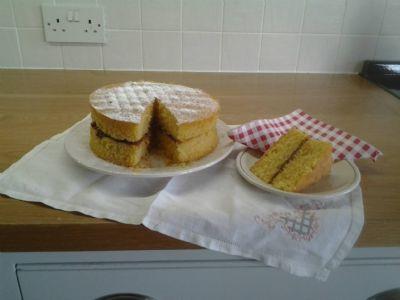 Tastiest looking cake