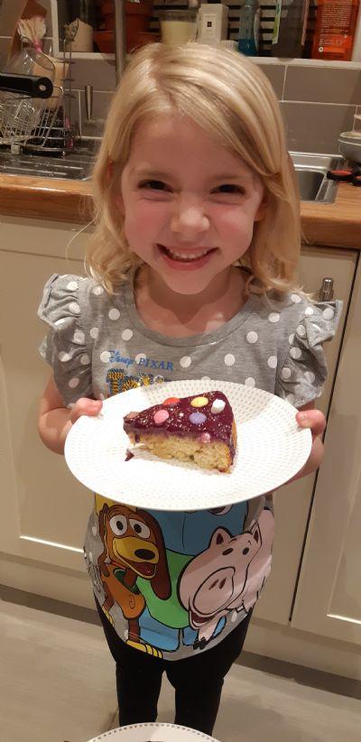 Best described cake