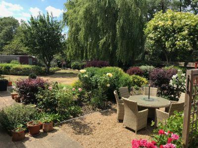 The Ludlows' Garden