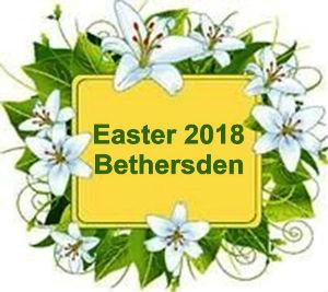 Easter 2018 Bethersden