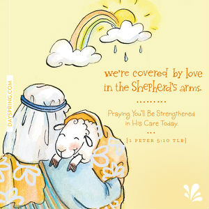 covered by love