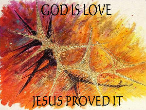 God is Lovve