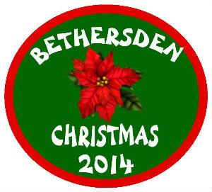 Beth christmas logo