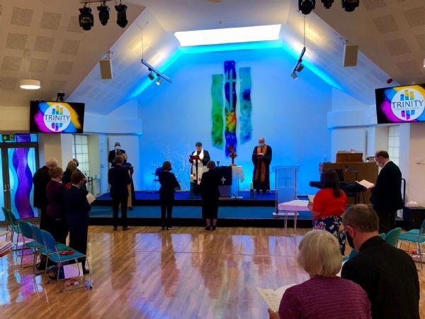 Diaconal ordination service 2021