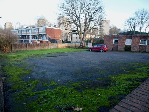 Church car park