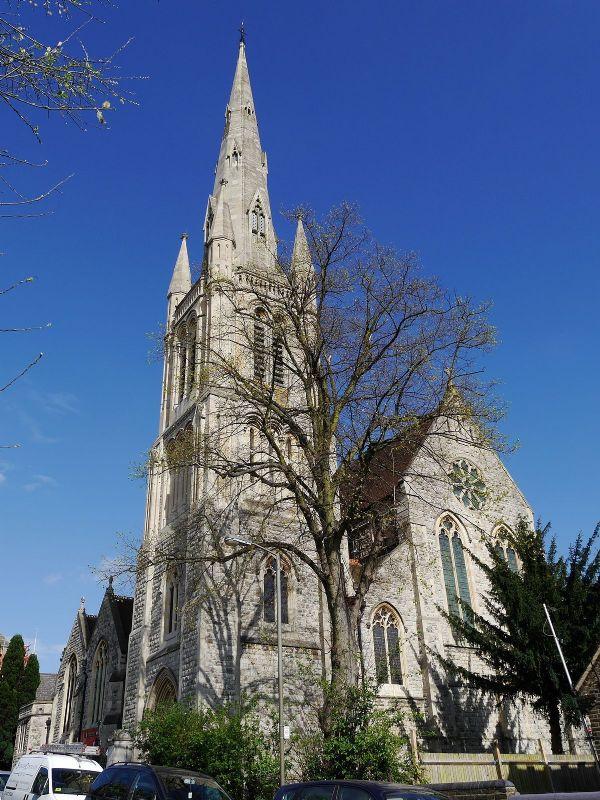 Holy Trinity Roehampton