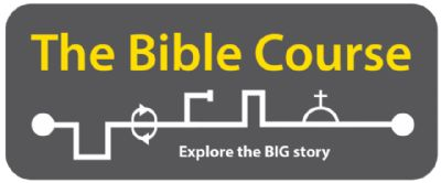 The Bible Course Logo