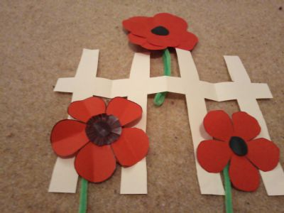 Poppy craft