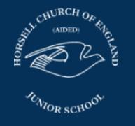 Horsell Church of England Junior School Logo