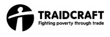 Traidcraft Logo