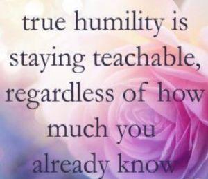 Hunility