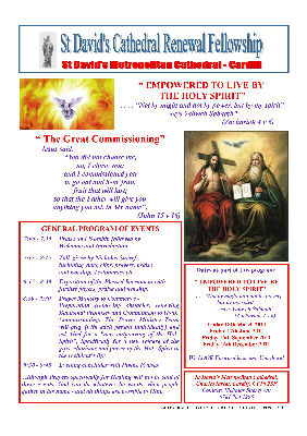 Empowered to Live by the Holy Spirit - The Great Commission 2