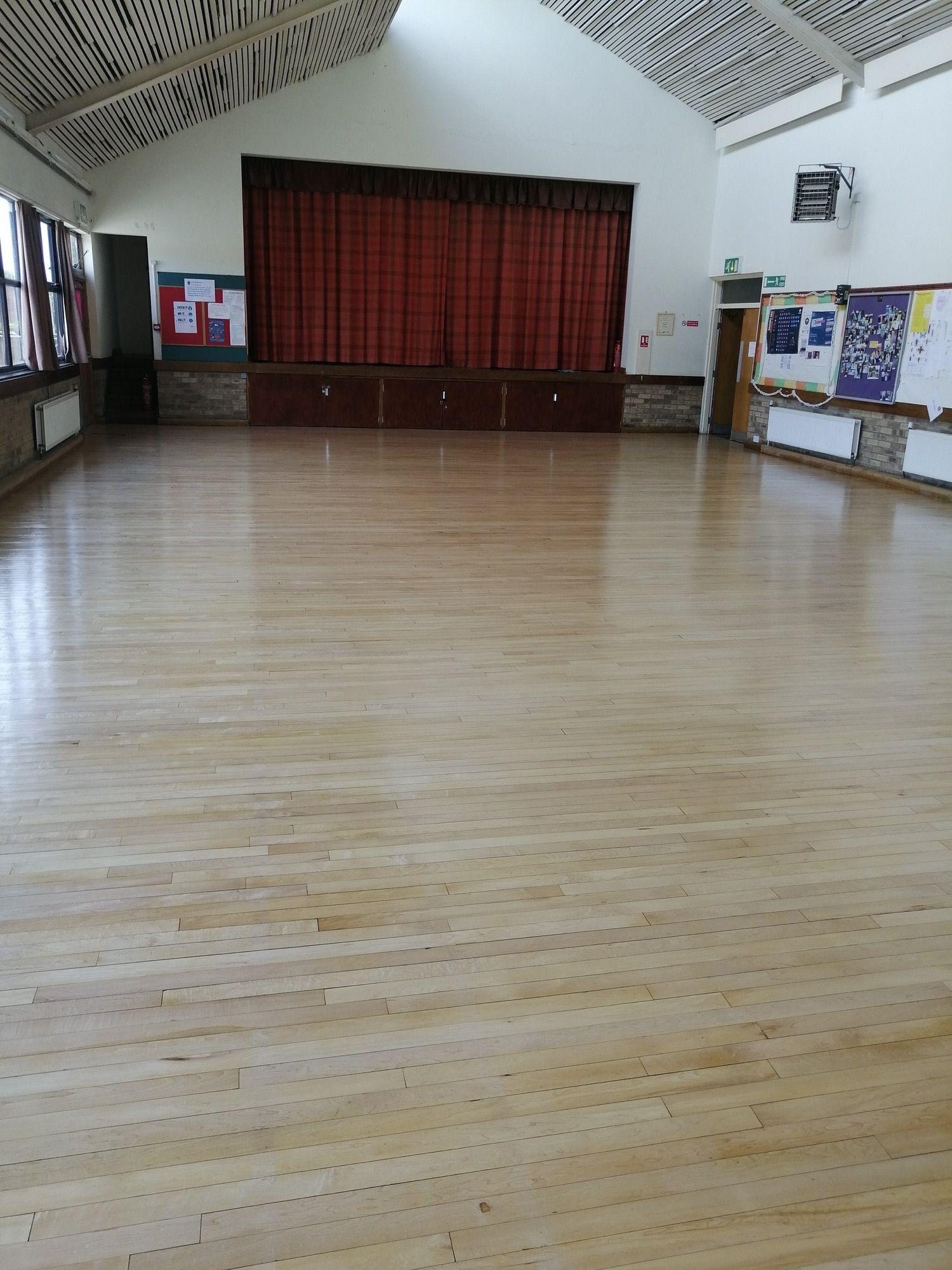 Our Church Hall