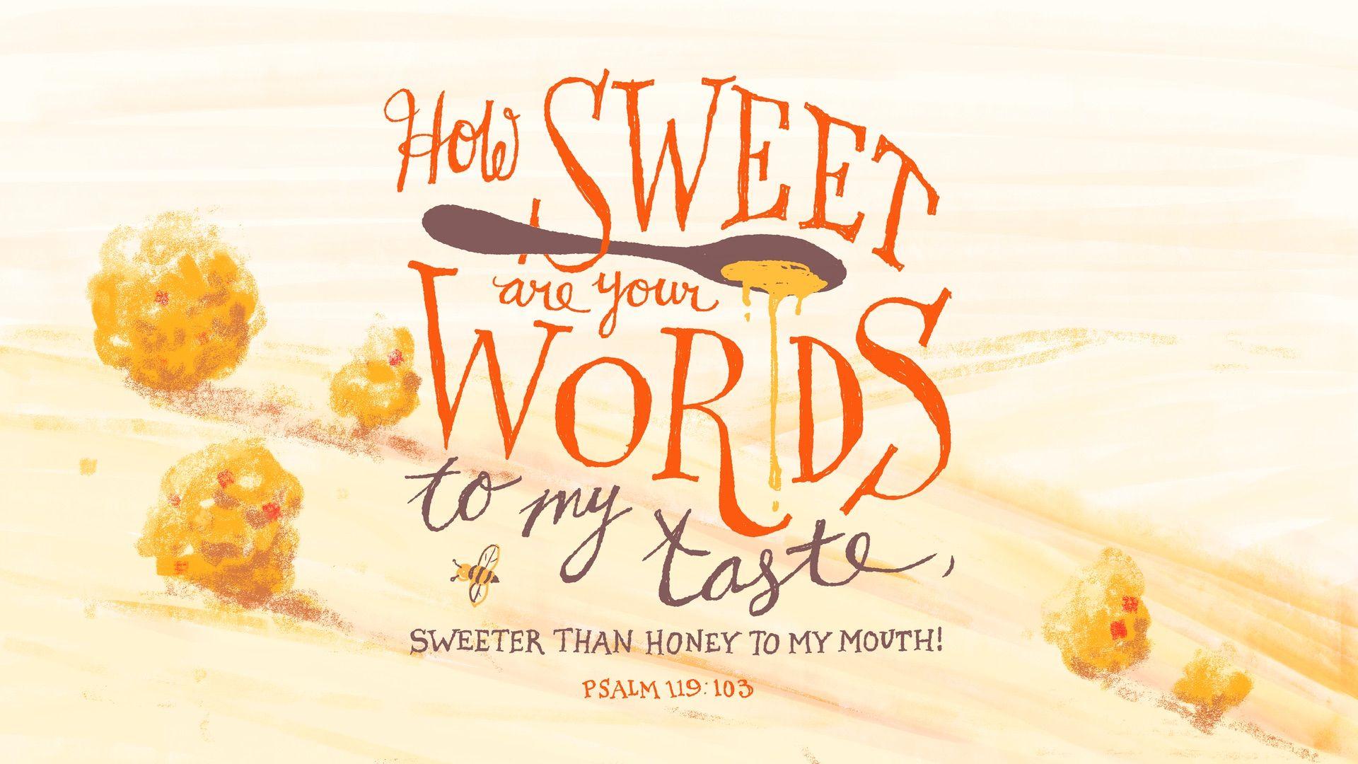 Psalm 109 :103