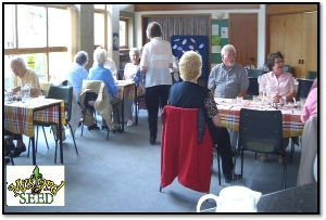 Mustard seed luncheon club
