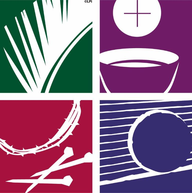 Holy Week logo