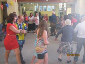 Pentecost 2014 dancing